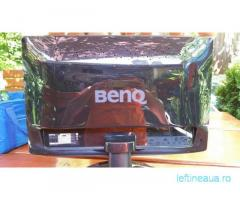 "Monitor LED BenQ 18.5"", Wide, DVI, Boxe, Negru Lucios, GL940M"