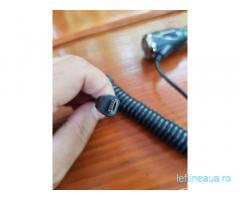Incarcator auto micro USB 5V 2A, intrare 10-30V