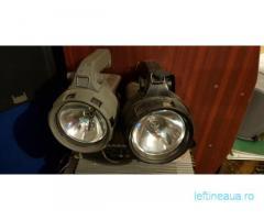 Lanterna cu halogen / fara baterie / 2 bucati