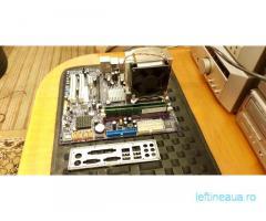Kit placa de baza LGA 775 + Intel E6300 + 1.5Gb Ram + cooler