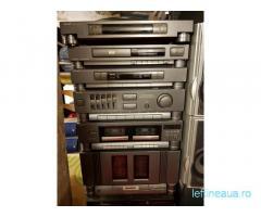 Linie Sharp 8000 / 2x320W / CD, Radio, Casette, Sharp 8800
