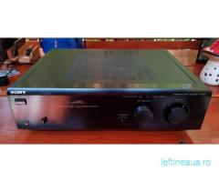 Amplificator Sony TA-F448E / 2 x 55W RMS 8 ohm / Class A Made in Japan