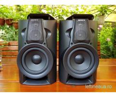 Boxe Sony SS-L80 / 90W / 3 cai / 6 ohm / Impecabile