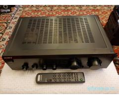 Amplificator Sony FE-330R cu telecomanda / 2 x 70W RMS / 4 - 16 ohm