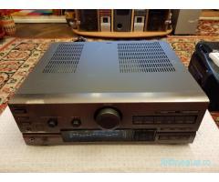 Amplificator Sony TA-D607 / 2 x 70W RMS / Linie Sony TA-D607