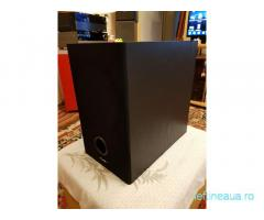 Subwoofer pasiv CAT / 80W RMS / 8 ohm / 28 - 150Hz / Made in Germany