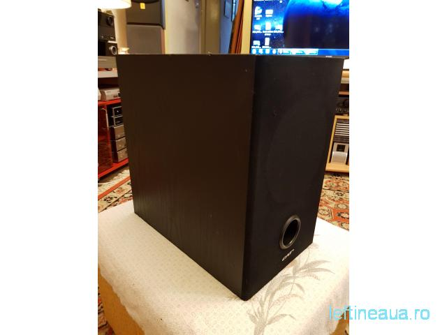 Subwoofer pasiv CAT / 80W RMS / 8 ohm / 28 - 150Hz / Made in Germany - 3/6
