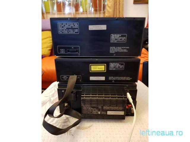 Linie Technics CH550 / 2 x 50W RMS / Amplificator Technics CH550 - 5/6