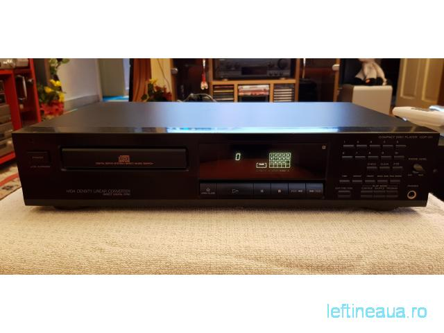 CD player Sony CDP-311 ca nou / Made in France - 1/8