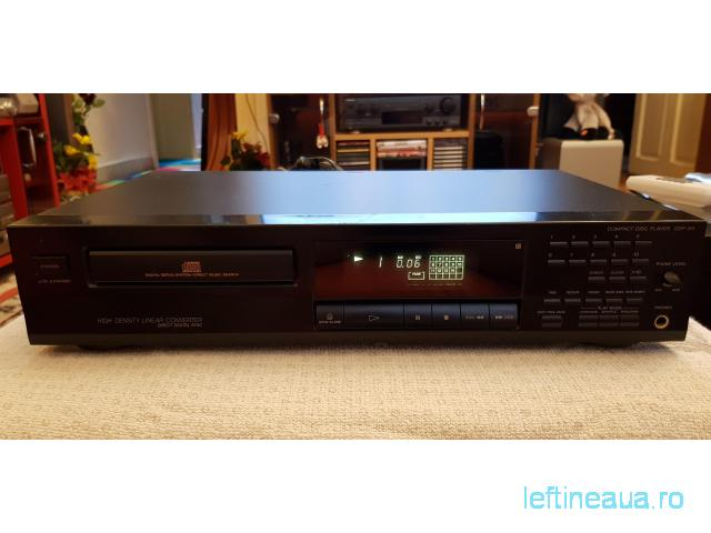 CD player Sony CDP-311 ca nou / Made in France - 3/8