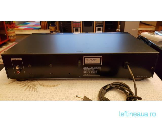 CD player Sony CDP-311 ca nou / Made in France - 7/8