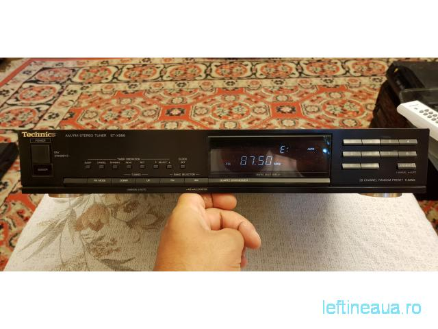 Tuner Technics ST-X999 impecabil / Made in Japan - 1/4