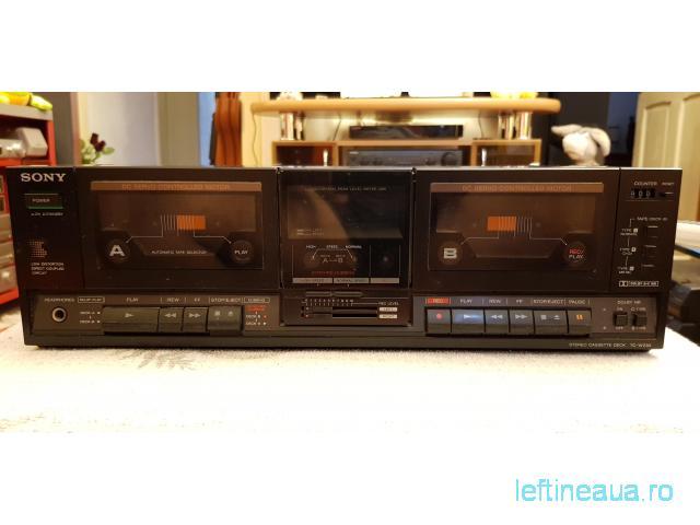 Deck Sony TC-W230 / Made in Japan / se vinde ca defect - 1/6