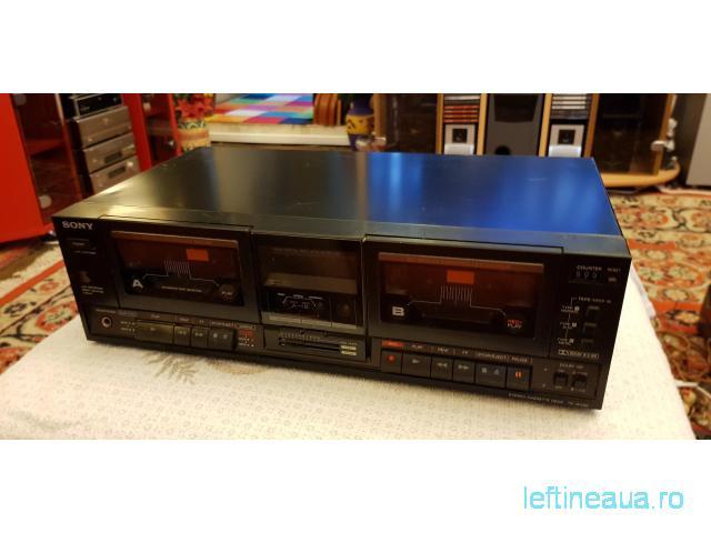 Deck Sony TC-W230 / Made in Japan / se vinde ca defect - 2/6