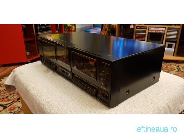 Deck Sony TC-W230 / Made in Japan / se vinde ca defect - 3/6