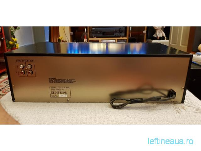 Deck Sony TC-W230 / Made in Japan / se vinde ca defect - 5/6