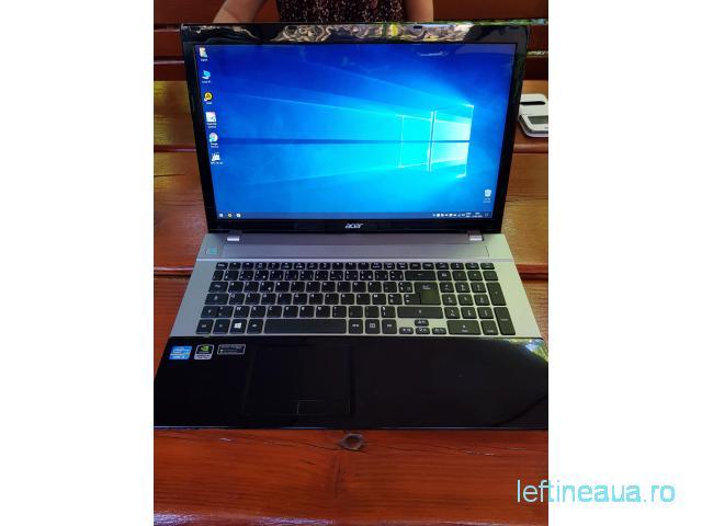 "Laptop Acer Aspire V3-771G / 17.3"" / i3 2.20GHz / 8GB Ram / Video 1GB - 1/8"