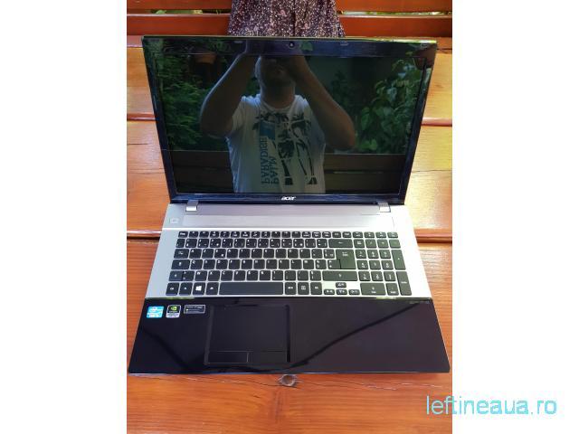 "Laptop Acer Aspire V3-771G / 17.3"" / i3 2.20GHz / 8GB Ram / Video 1GB - 3/8"