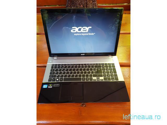 "Laptop Acer Aspire V3-771G / 17.3"" / i3 2.20GHz / 8GB Ram / Video 1GB - 5/8"