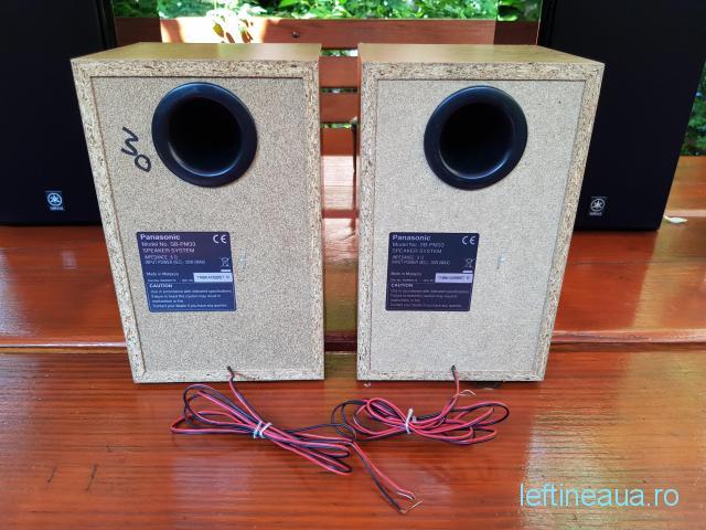 Boxe Panasonic PM33 / 20W / 6 ohm - 5/5